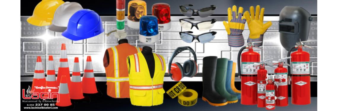 İş Güvenliği Koruyucu Malzemeler